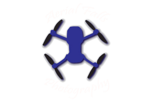 Aerial Falls Photography