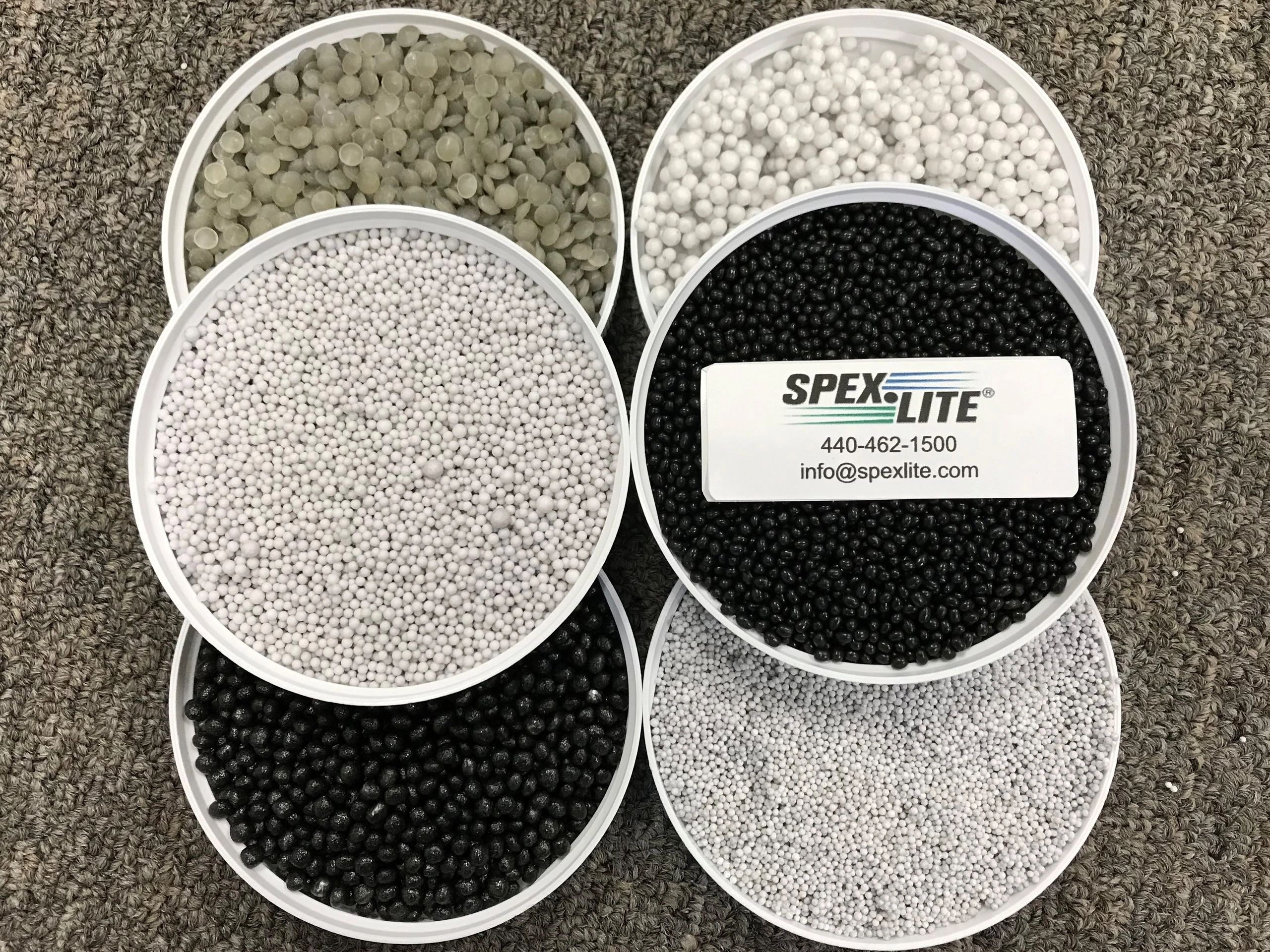 SpexLite Lightweight Fillers and Resin Extenders