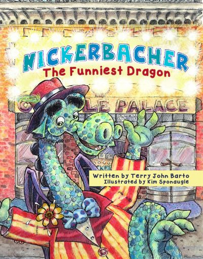 Nickerbacher's original picture book was a big success.