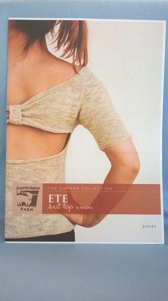 Zooey - Ete knit top
