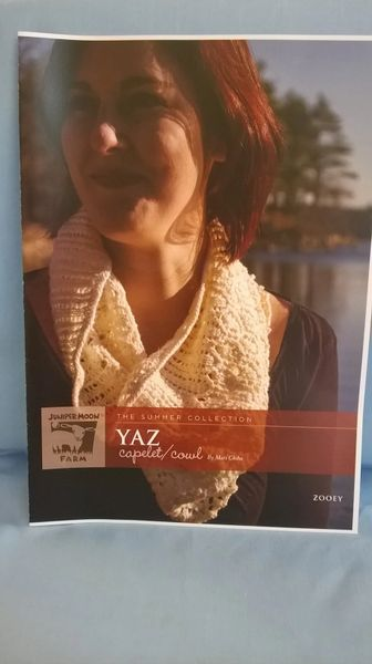 Zooey - Yaz Caplet/Cowl