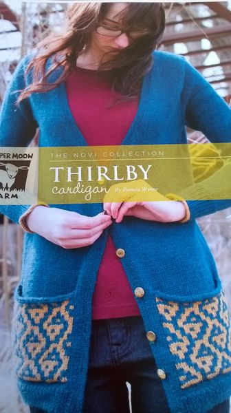Thirlby Cardgan