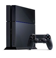 PlayStation®4 500GB Black - PREOWNED