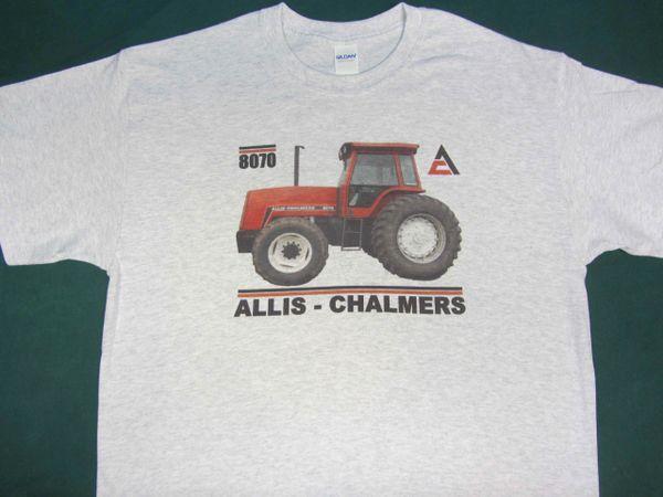 ALLIS CHALMERS 8070 4X4 TEE SHIRT