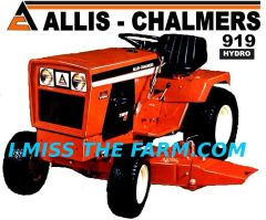 ALLIS CHALMERS 919 HYDRO COFFEE MUG