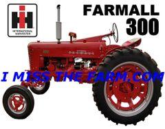 FARMALL 300 WF TEE SHIRT