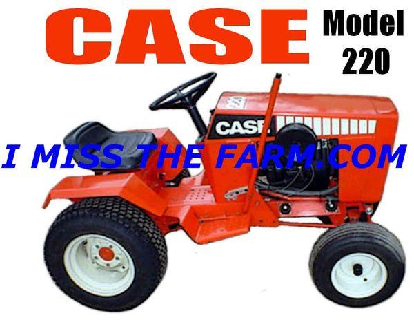 CASE 220 TEE SHIRT