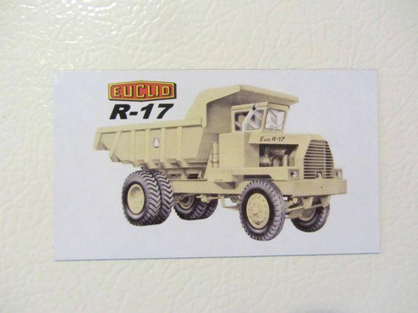 EUCLID R17 Fridge/toolbox magnet