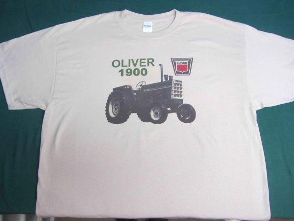 OLIVER 1900 TEE SHIRT