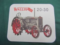 WALLIS 20-30 MOUSEPAD