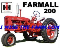 FARMALL 200 TEE SHIRT