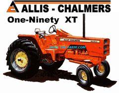 ALLIS CHALMERS 190XT SWEATSHIRT