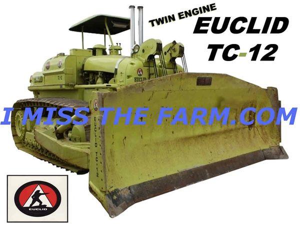 EUCLID TC-12 HOODED SWEATSHIRT