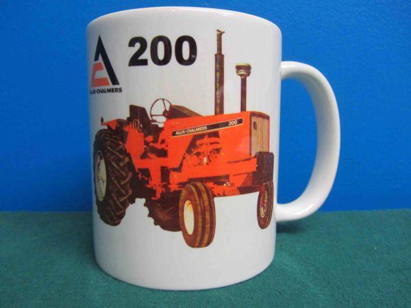 ALLIS CHALMERS 200 (OPEN STATION) COFFEE MUG