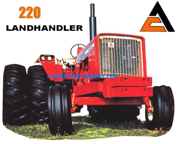 ALLIS CHALMERS 220 SWEATSHIRT
