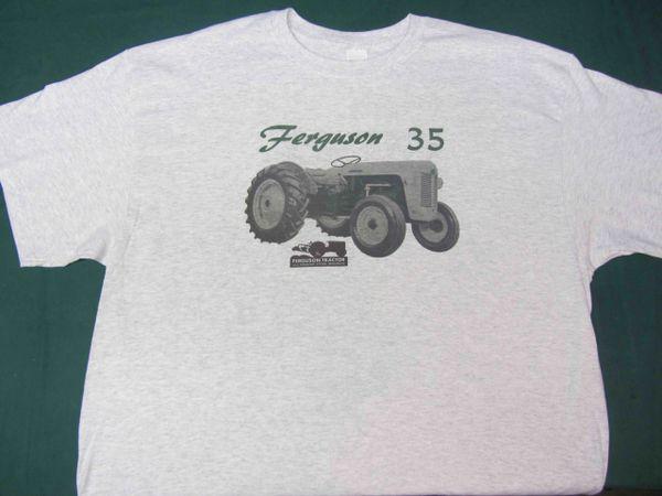 FERGUSON TO-35 (GREEN) tee shirt