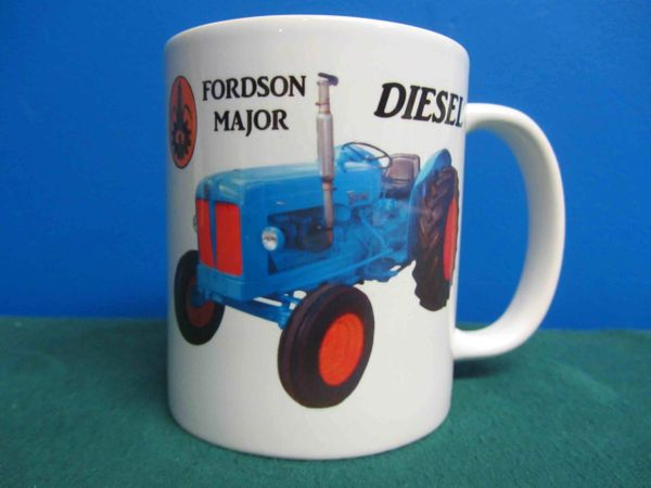 FORDSON MAJOR DIESEL COFFEE MUG