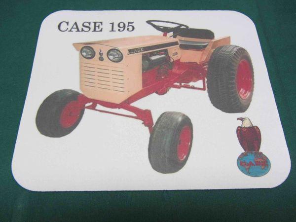 CASE 195 MOUSEPAD