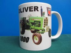 OLIVER 1800 COFFEE MUG