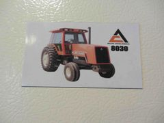 ALLIS CHALMERS 8030 Fridge/toolbox magnet