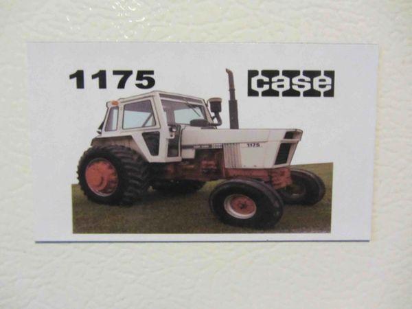 CASE 1175 Fridge/toolbox magnet