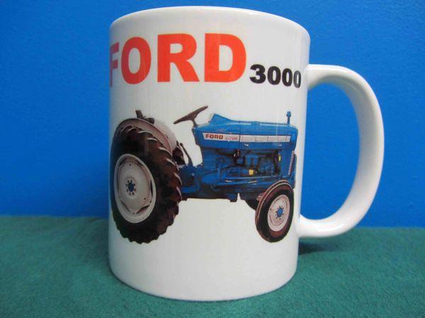 FORD 3000 COFFEE MUG