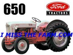 FORD 650 TEE SHIRT