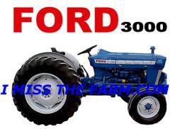 FORD 3000 SWEATSHIRT