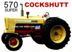 COCKSHUTT 570 SUPER SWEATSHIRT