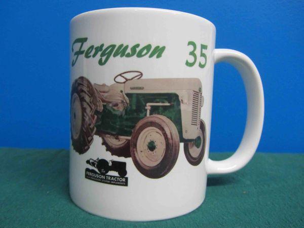 FERGUSON TO-35 (GREEN) COFFEE MUG