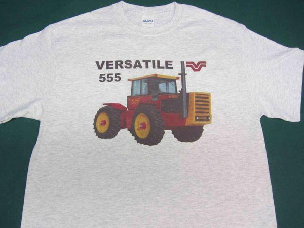 VERSATILE 555 TEE SHIRT