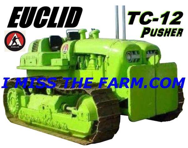 EUCLID TC-12 PUSHER KEYCHAIN