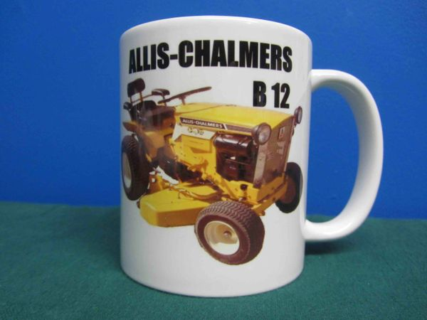 ALLIS CHALMERS B12 COFFEE MUG