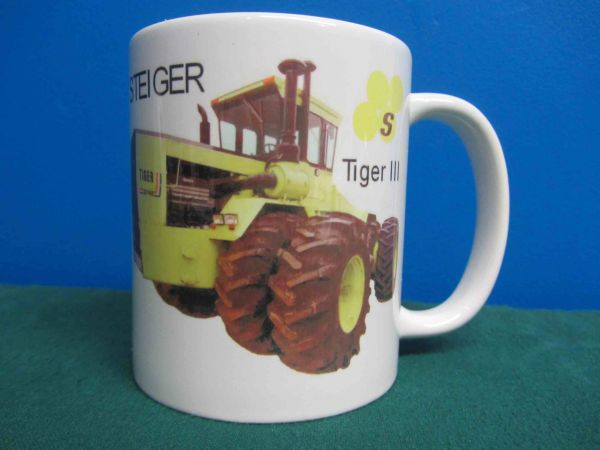 STEIGER TIGER III COFFEE MUG