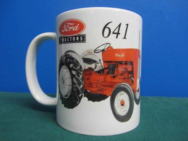 FORD 641 COFFEE MUG