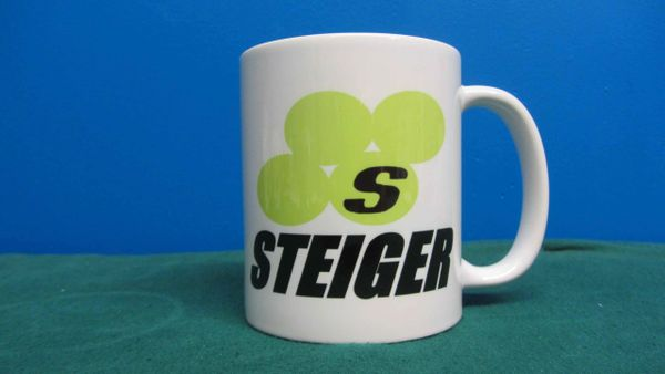 STEIGER LOGO COFFEE MUG