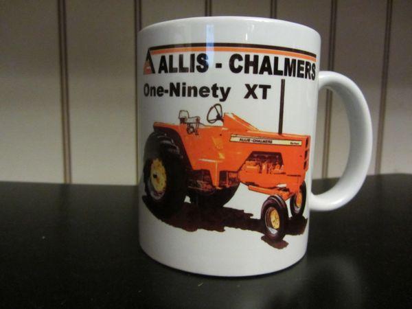 ALLIS CHALMERS 190 COFFEE MUG