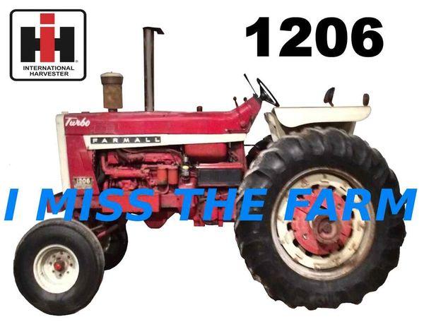 FARMALL 1206 (image #1) SWEATSHIRT