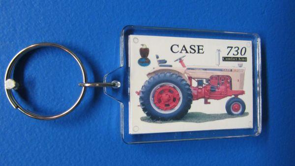 CASE 730 CK NF KEYCHAIN
