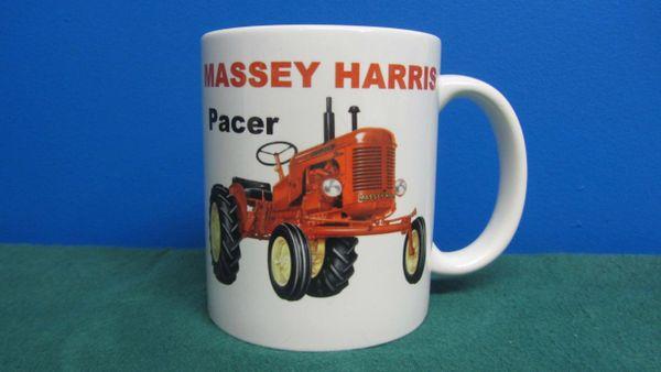 MASSEY HARRIS PACER COFFEE MUG