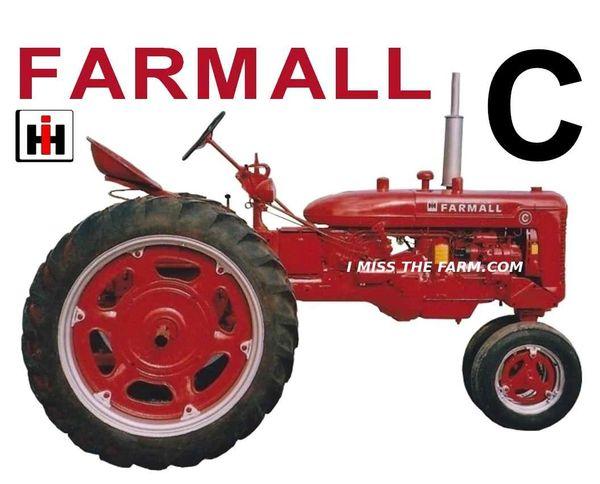 FARMALL C NF SWEATSHIRT
