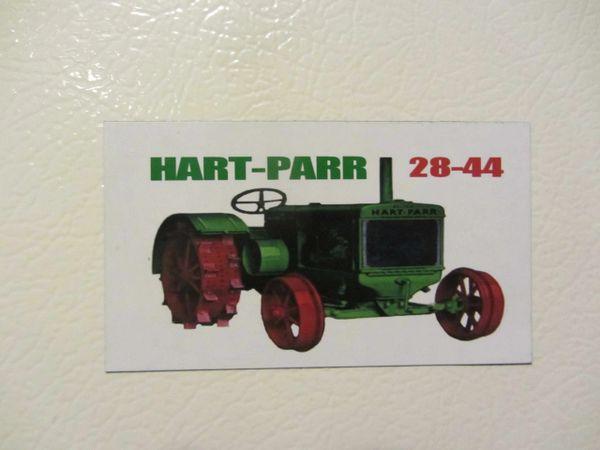HART PARR 28-44 Fridge/toolbox magnet