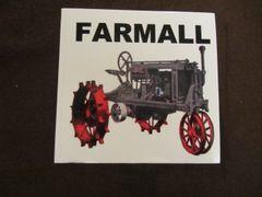 """FARMALL """"THE FARMALL"""" Bumper sticker"""