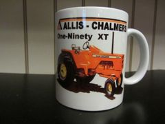 ALLIS CHALMERS 190XT COFFEE MUG