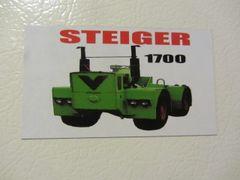 STEIGER 1700 Fridge/toolbox magnet