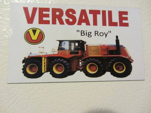 VERSATILE BIG ROY Fridge/toolbox magnet