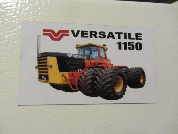 VERSATILE 1150 Fridge/toolbox magnet