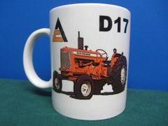 ALLIS CHALMERS D17 COFFEE MUG