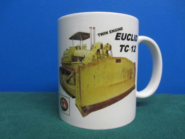 EUCLID TC-12 COFFEE MUG
