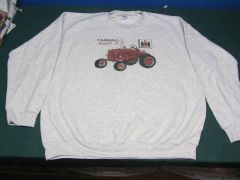 FARMALL SUPER A SWEATSHIRT